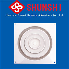 Removable Metal Material Air Diffuser for cooling and heating