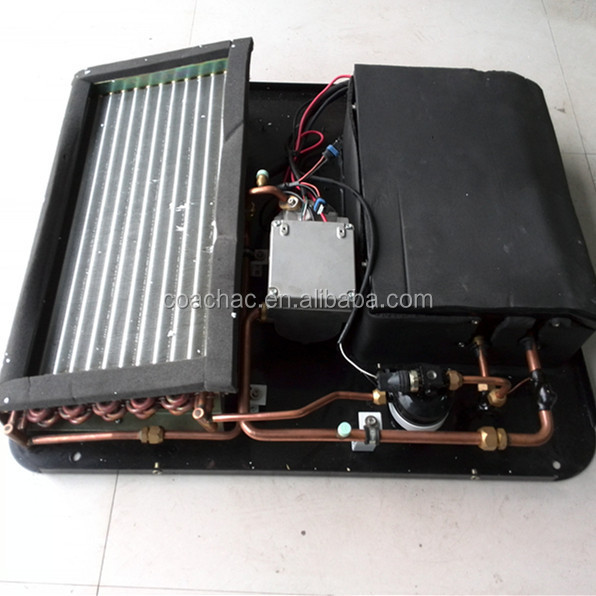 vente chaude 12 volts 24 v dc aliment lectrique caravane toit climatiseur unit syst me de. Black Bedroom Furniture Sets. Home Design Ideas