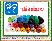 Needle-punched non woven felt manufacturers