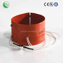 silicone rubber heating pad and sheet electric heater for solar heat water