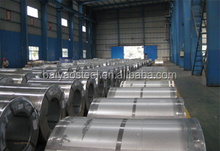 4 eye bands and 4 circumferential bands packaging hot dipped galvanized steel coil