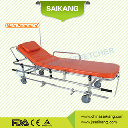 SKB039(A) hospital ambulance stretcher trolley
