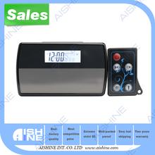 clock surveillance camera with motion detection 720P H.264 Hidden camera alarm clock