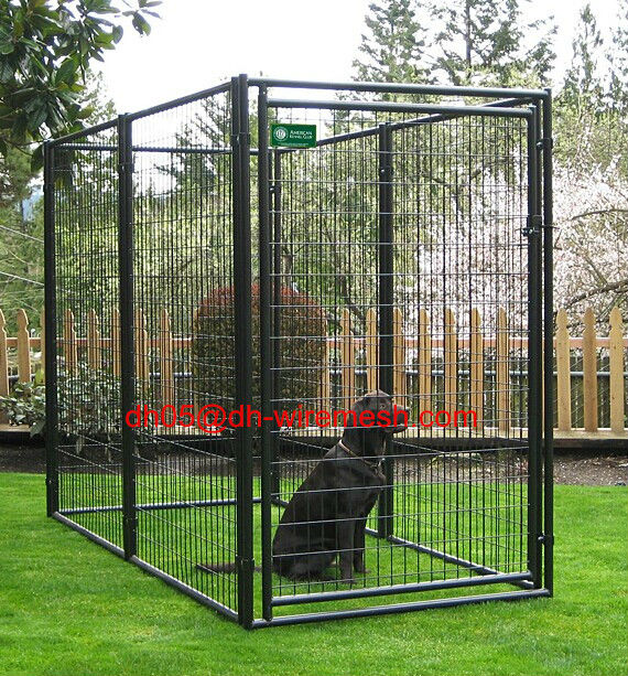 2014 Stainless Steel Dog House & Large Wholesale Dog kennels for Japan