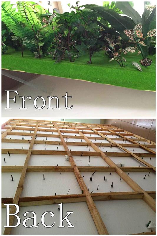 Vertikaler dekor garten for Gartengestaltung chinesisch