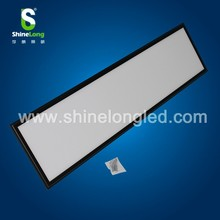 95lm/w 40w 50w slim surface ceiling flat light 30x120 panel led