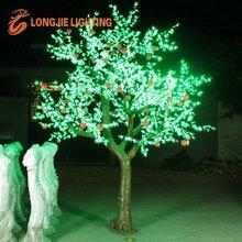 lighted led fruit flower tree