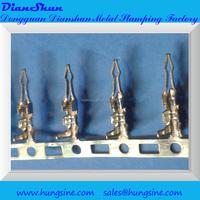 european plug contact pin sheet metal process