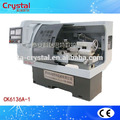 Torno cnc de la máquina herramienta CK6136a-1 maquinaria usada 928 gsk sistema