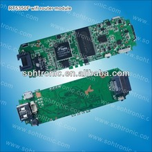 SOH-168 RT5350F Wireless WIFI Module Wireless 802.11 b/g/n, the highest rate of 150Mbps