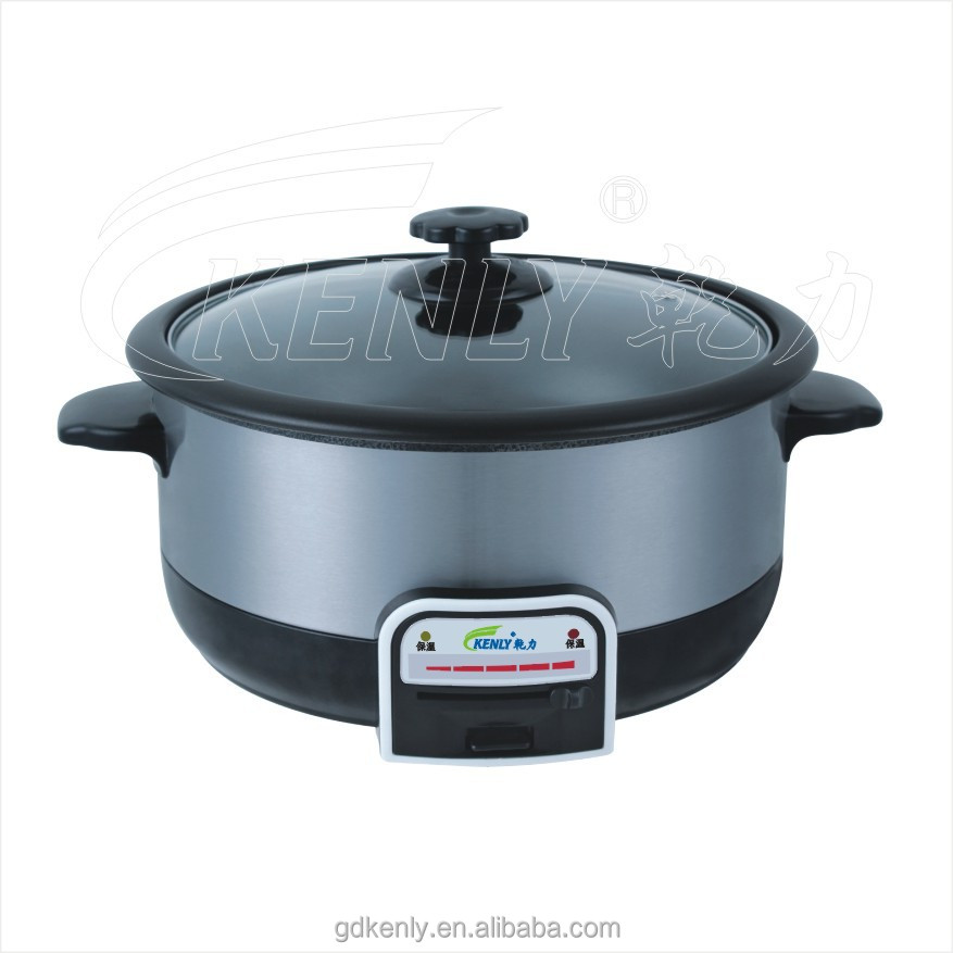 Electric Multi Cooker ~ Stainlee steel pressure electric multi cooker buy