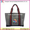 Best selling plain wool felt tote handbags of China manufacturer