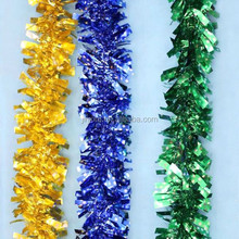 Tinsel curtains party decoration christmas garland outdoor christmas train decoration