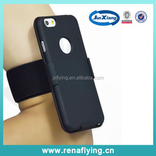 New arrival cell phone hot selling phone case sports armband case for iphone 6G