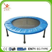 rent a 40inch foldable /folding mini indoor fitness trampoline for sale