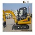 0.17m3 precio competitivo excavadoras para la venta y 27kw a largo brazo de la excavadora para la minería