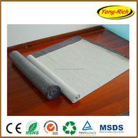 Best Selling Non Woven Paint Felt, Painter Felt Mat with PE Foil, Deck Felt