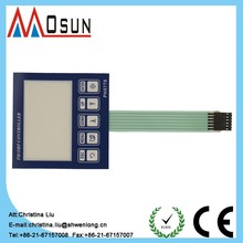 el membrane switch membrane switch emboss tactile membrane switch custom-made