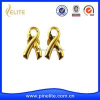 Gold ribbon pin ,12 pin ribbon cable , cut out ribbon pin