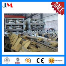 Offsets Conveyor Roller Frame/ Conveyor Base for Steel Plant