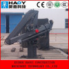 mini boat lifting marine crane for sale, floating crane