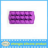 Popular silicone chocolate mould Cookie moulds silicone rubber cake mold