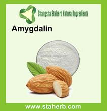 China fábrica amêndoa extrato vitamina B17 Amygdalin vitamina B17