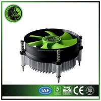 Low profile heatsink Cpu coolers support Intel LGA 775