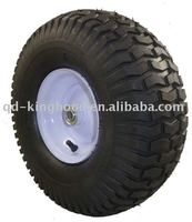 "Pneumatic tire 13""x5.00-6 Rubber wagon wheel"