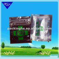 Small ziplock pill bag