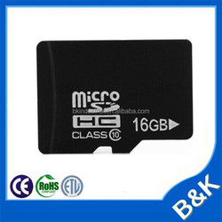 Hot sales High Quality original 32gb tf card /memory card small plastic case with Fuse