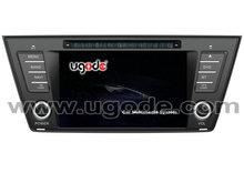 ugode Sistema de Navegación GPS Skoda Fabia Car Radio DVD CD GPS