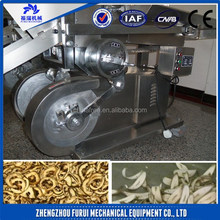 Industrial preserved date cuber/ dried fruit cutting machine