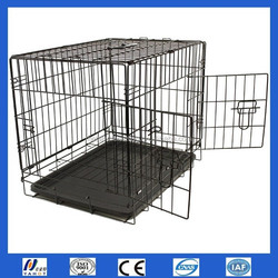 Stainless Steel Folding Animal Cage