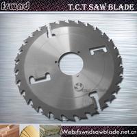 shaving board/plywood /MDF cutting carbide tipped circular saw blade
