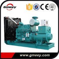 Gmeey USA cummin engine KTAA19 series 500kw 625kva diesel genset