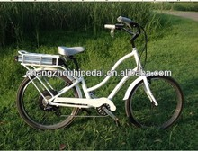 beach electric bicycle for north American market