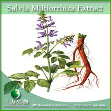 Pure Salvia Root Extract Radix Salviae Miltiorrhizae Producer,