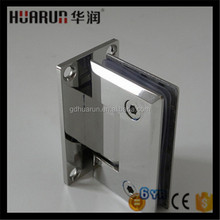Cheap 8 to12mm glass hinge,SUS304 tempered glass hinge