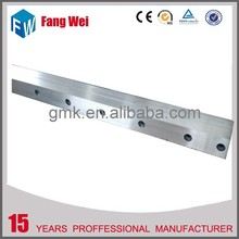New product good quality plate edge rolling shear blade