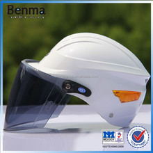 wholesale cool summer helmet , high definition dirt bike/atv/utv/off-road/electric bike /scooter/motorcycle half helmet