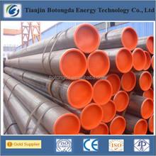 TPCO API 5CT N80 BC Thread casing tubing gas carrier