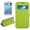 Brand new Horizontal Leather case cover for Samsung galaxy s4