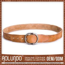 New Arrived Leather Interchangeable Belt Buckles