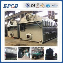 Biomass boiler coal steam boiler for paper making dyeing factory