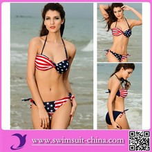 2015(40612) Hot Sale Fashion Brazilian Transparent Bikini Girl