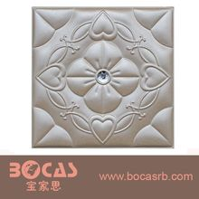 New Square Ceiling Tile Shape and Artistic Ceilings Feature 3D ceiling tiles