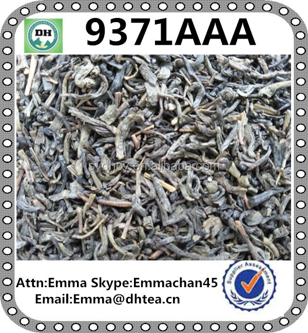 2014 chinese fine extra chunmee green tea 9371aaa the vert for The vert de chine