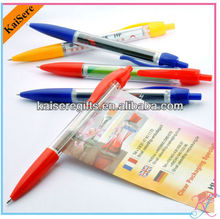 High Quality Retractable banner pen and banner pens for promotion