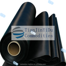 insulating rubber slab